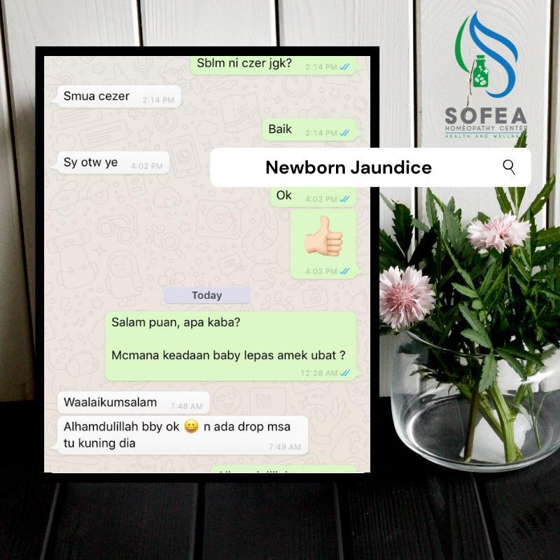 testimonial sofea homeopathy center seremban malaysia